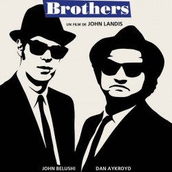 Les Blues Brothers  - Affiche