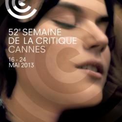 Affiche officielle de la 52ème semaine de la critique (du 16 au 24 mai 2013). D'après le film « Augustine » d'Alice Winocour, 2012.