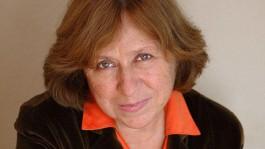 Svetlana Alexievitch, Nobel de littérature