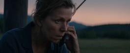 Golden Globe de la meilleure actrice pour Frances McDormand