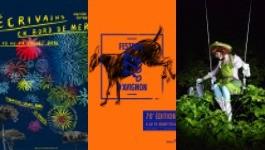 Festivals de l'été : la sélection littéraire