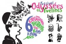 Le festival Odyssées en Yvelines, du théâtre en folie !