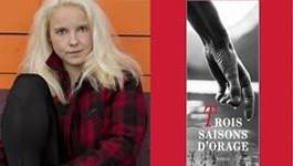Cécile Coulon reçoit le Prix des Libraires 2017