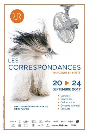 Les correspondances de Manosque 2017
