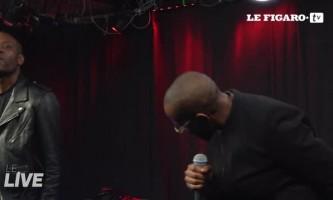 Abd Al Malik - Scarifications - «Allogène (J'suis Un Stremon)» - Le Live Le Figaro