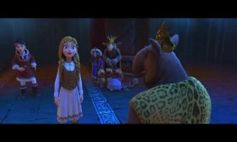 La Princesse des Glaces : le monde des miroirs magiques - bande annonce