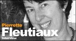 INTERVIEW DE PIERRETTE FLEUTIAUX