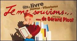 FETE DU LIVRE JEUNESSE DE VILLEURBANNE - INTERVIEW DE GERARD PICOT
