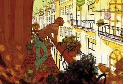 'Portugal', Prix de la BD Fnac