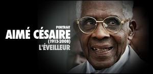 PORTRAIT D'AIME CESAIRE (1913-2008)