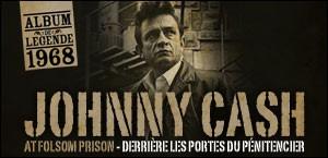 JOHNNY CASH, ALBUM 'AT FOLSOM PRISON', 1968