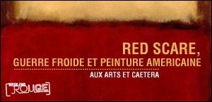 red scare guerre froide art americain peinture