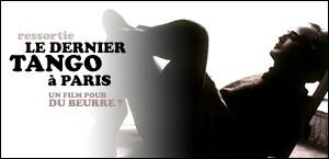 'LE DERNIER TANGO A PARIS' AU CINEMA