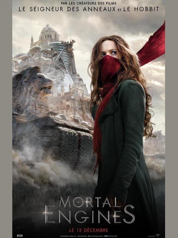 Mortal Engines - Affiche
