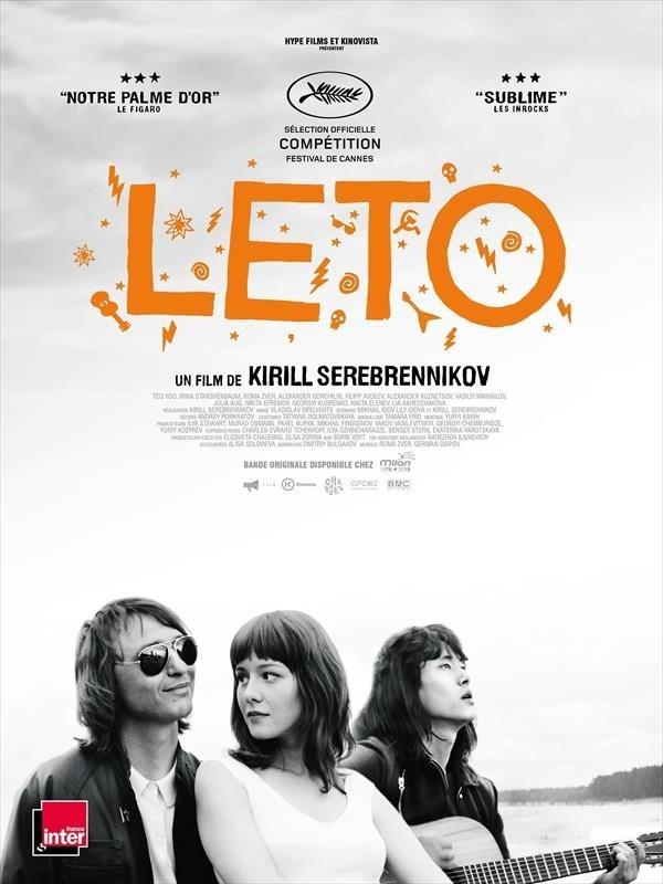 Leto - Affiche