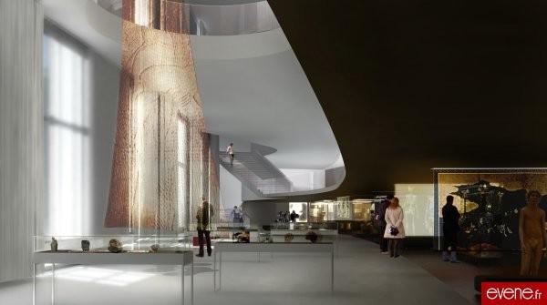 Musée de l'Homme, exposition permanente