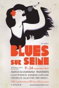 Blues sur Seine 2012