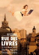 Festival Rue des livres 2012