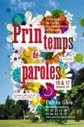 Festival PrinTemps de paroles