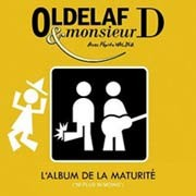 Oldelaf et Monsieur D