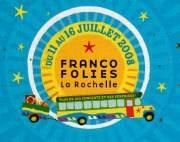 Festival des Francofolies de La Rochelle 2008