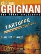 Les Fêtes nocturnes du château de Grignan 2009