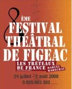 Festival thtral de Figeac 2009