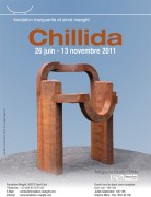 Eduardo Chillida : Rétrospective