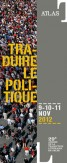 Assises de la traduction littraire en Arles