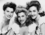 Rum et Coca cola au paradis pour la dernière des Andrews Sisters