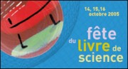 FETE DU LIVRE DE SCIENCE