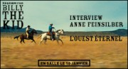 INTERVIEW DE ANNE FEINSILBER