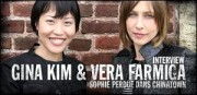 INTERVIEW DE GINA KIM ET VERA FARMIGA