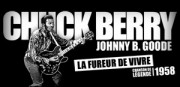 CHUCK BERRY, CHANSON &#039;JOHNNY B. GOODE&#039;, 1958