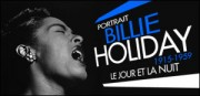 PORTRAIT DE BILLIE HOLIDAY