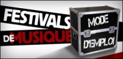 FESTIVALS DE MUSIQUE