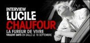 INTERVIEW DE LUCILE CHAUFOUR
