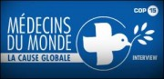 INTERVIEW MEDECINS DU MONDE