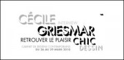 INTERVIEW DE CECILE GRIESMAR, CHIC DESSIN