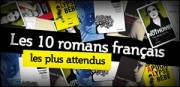 LES 10 ROMANS FRANCAIS LES PLUS ATTENDUS