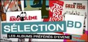 LES ALBUMS PRÉFÉRÉS D'EVENE