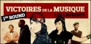 VICTOIRES DE LA MUSIQUE : 1ER ROUND