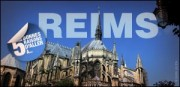 5 BONNES RAISONS D&#039;ALLER  REIMS