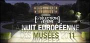 LA NUIT EUROPÉENNE DES MUSÉES 2011