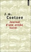 Journal dune anne noire