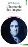 L&#039;harmonie des langues