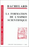 La formation de lesprit scientifique 